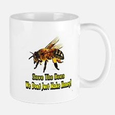Save The Honey Bees Mugs