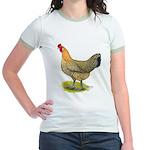Buttercup Hen Jr. Ringer T-Shirt