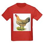 Buttercup Hen Kids Dark T-Shirt