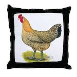 Buttercup Hen Throw Pillow