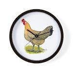 Buttercup Hen Wall Clock