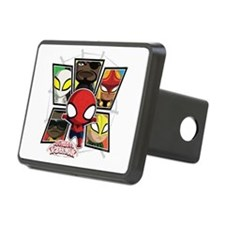 Itsy Bitsy Spiderman Hitch Cover