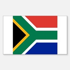 Flag of South Africa Decal