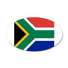 Flag of South Africa Wall Sticker