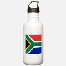 Flag of South Africa Sports Water Bottle
