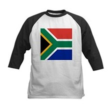Flag of South Africa Baseball Jersey