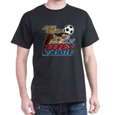 Jesus Saves But Rooney Gets The Rebound T-Shirt