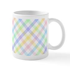 Pastel Plaid Mug