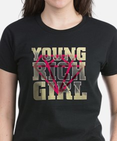 Young rich girl Tee