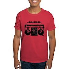 Vintage Boom Box T-Shirt