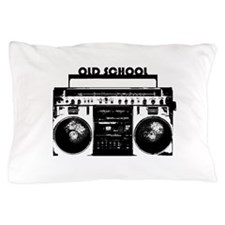 Vintage Boom Box Pillow Case