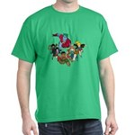 Captain Planet And The Planeteers T-Shirt