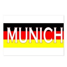 Munich, Germany Postcards (Package of 8)