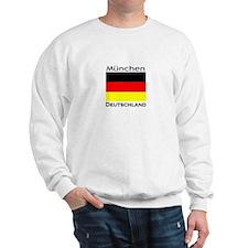 Munchen, Deutschland Sweatshirt