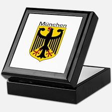 Munich, Germany Keepsake Box
