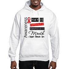May is Vasculitis Awareness Mnth Hoodie