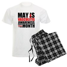 May is Vasculitis Awareness Month Pajamas
