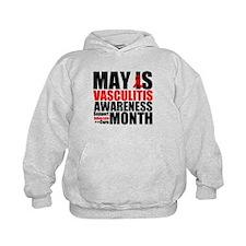May is Vasculitis Awareness Month Hoodie