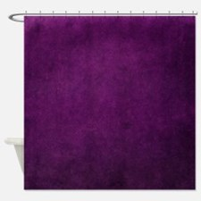 Purple suede texture Shower Curtain