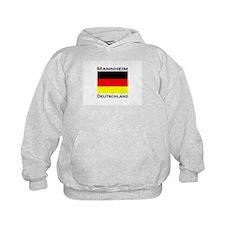 Mannheim, Germany Hoodie