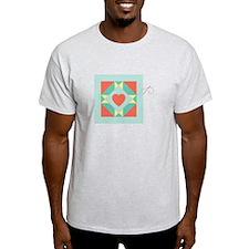 Heart Spools Block T-Shirt