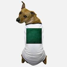 Green suede texture Dog T-Shirt
