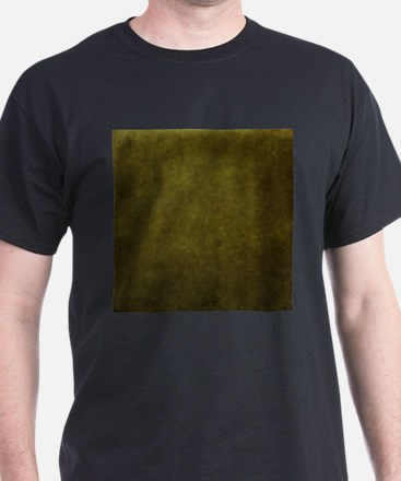 Natural brown suede texture T-Shirt
