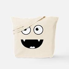 Funny Vampir Monster Tote Bag