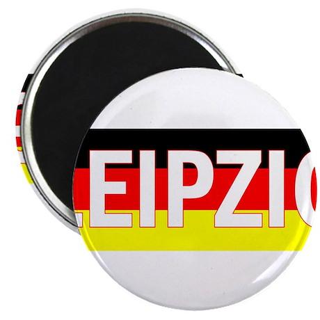 "Leipzig, Germany 2.25"" Magnet (10 pack)"
