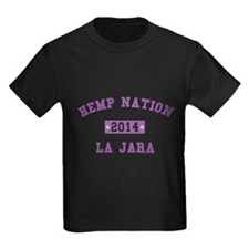Hemp Nation - La Jara - EST - Fuscia T-Shirt