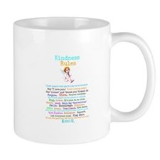 Kindness Rules Mug