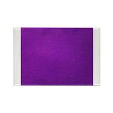 Purple textured stripes Magnets