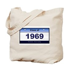Class Of 1969 Tote Bag