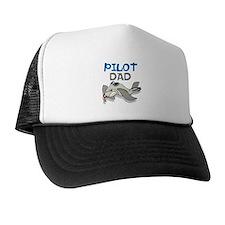 Pilot Dad Trucker Hat