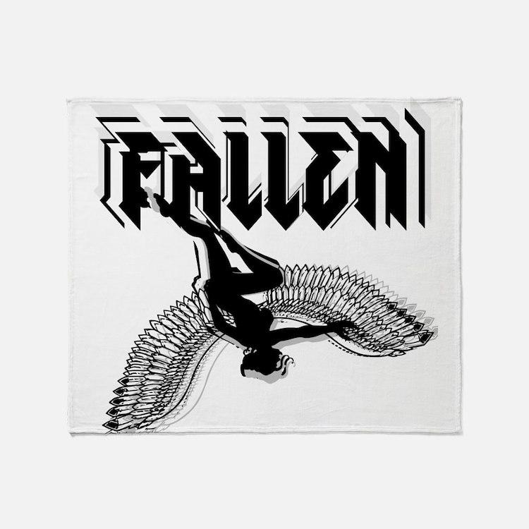 Fallen Throw Blanket