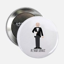 "At Your Service 2.25"" Button"