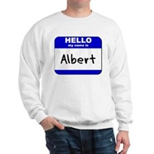 hello my name is albert Jumper