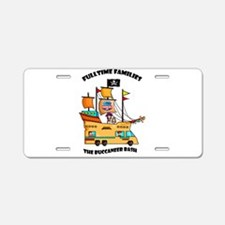 Winter Rally 2014 Aluminum License Plate