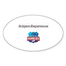 Subject:Experience Decal