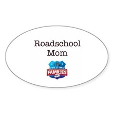 Roadschool Mom Decal