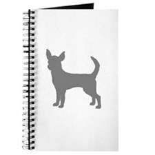 chihuahua gray 1C Journal
