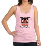 NWS-Trained_SW-State-West Virginia Racerback Tank