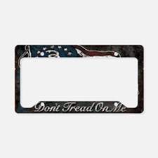 GadsdenAM License Plate Holder