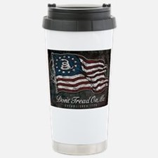 GadsdenAM Stainless Steel Travel Mug