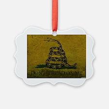Gadsden4 Ornament