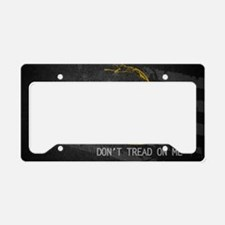 Gadsden5 License Plate Holder