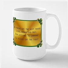Iristh Toast - Friendship Mugs