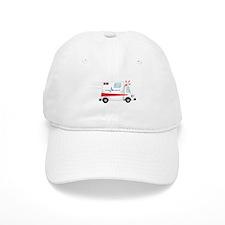 Fast Ambulance Baseball Baseball Cap