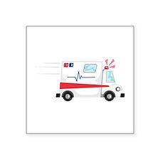 Fast Ambulance Sticker