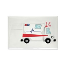 Fast Ambulance Magnets